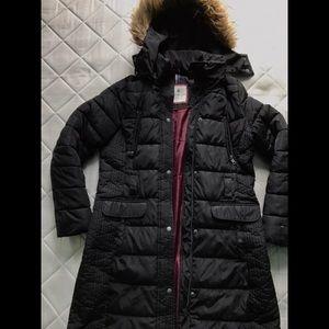 Tommy Hilfiger Women's Long Jacket